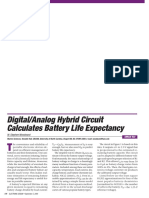 Digital-Analog Hybrid Circuit