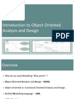 Lec1 Intro to OOAD