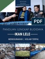 eBook Panduan Budidaya Ikan Lele