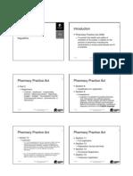 3. PharmacyPracticeActandRegs