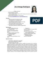 Karla A arteaga R. Curriculum..doc