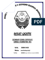 Gazette SSC Annual 2014.pdf