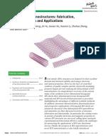Boron Nitride Nanostructures