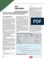 Energietechnik - Kurzschluss-Schutz in Niederspannungsanlagen Ep-2001!02!122-125
