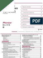 VSX-LX503 - manual de usuario