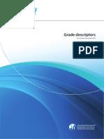 Grade Descriptors