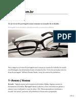 50 Erros de Portugues Mais Comuns
