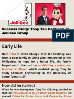 Jollibee Success Story