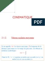 cinematique.ppt