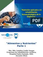 Alimentos y Nutrientes