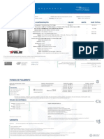 Workstation Razor Pro Prodigy - Minimo