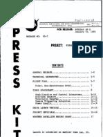 Tiros I (Eye) Press Kit