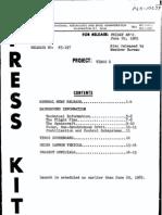 Tiros X Press Kit