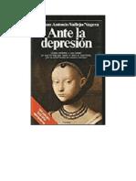Ante la depresion