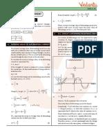 Class 12 Physics Cbse EMI & AC Notes