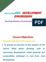Need of developing engit