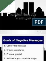 negative messages.ppt