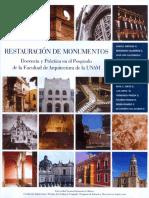 2013-Palenque; Conservación Arqueológica (2001)
