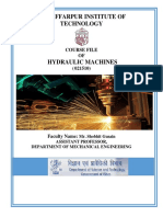 Fluid Machinery 1
