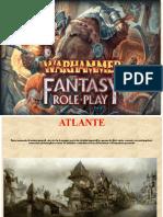 Atlante Warhammer per Pathfinder