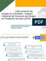 Política Integral Contra Las Drogas
