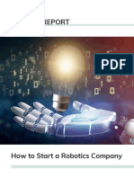 RBR How to Start a Robotics Company Final