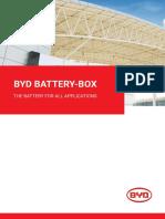 BYD Battery-Box Datasheet V1-6 En