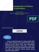 Update Management of Asthma Exascerbation_NS_Approved