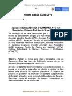 PROPUESTA DISEÑO GASODUCTO TRAZADO # 2 (1)