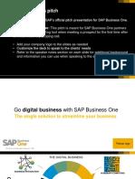 SAP Business One Go Digital