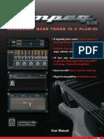 Ampeg SVX  IK-User Manual
