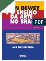 Jonh Dewey e o ensino da Arte no Brasil