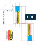 10 Folhas f4 Ofset - Risotril