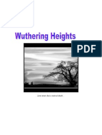 Wuthering Heights English Project