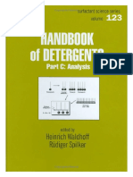 Handbook of Detergents, Part C Analysis (Surfactant Science Series Vol 123)(Marcel Dekker, 2005).pdf.PDF