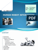 HUMAN ROBOT INTERACTION.pdf