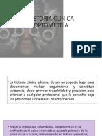 Historia Clinica Optometria