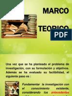 03 Marco Teorico Actual