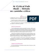 3 Cpm Critical Path Method Metodo Do Caminho Critico