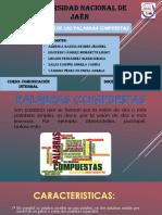 TILDACIÓN DE LAS PALABRAS COMPUESTAS