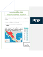 Investigación Metales Mexico