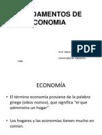 UNI- Clase Fundamentos de Economia2