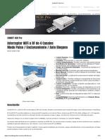 Sonoff 4ch Pro