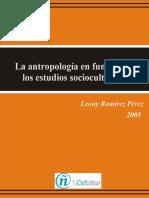 Antropologia en Estudios Socioculturales