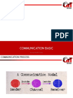 Communication Basics