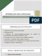 Diferenciar Para Aproximar KA 1 - AEBS 2019