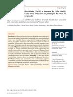 Efeitos dos lasers Hélio-Neônio (HeNe) e Arseneto de Gálio (AsGa) associados à educação em saúde com foco na promoção da saúde de portadores de úlcera por pressão