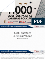 1.000questõesCarreirasPoliciais CrimesContraPessoa ÉricoPalazzo