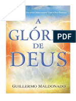 A Glória de Deus - Guillermo Maldonado (Versão 2)