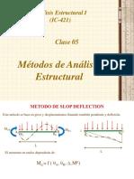 05 Metodos de Analisis Estructural